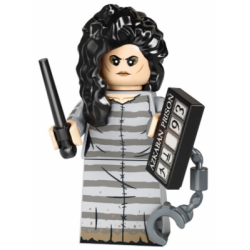 LEGO® Harry Potter Série 2- Bellatrix Lestrange Minifigure 71028