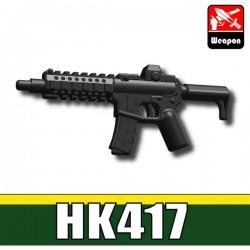 Lego Minifig Custom Si-Dan Toys Armes HK417