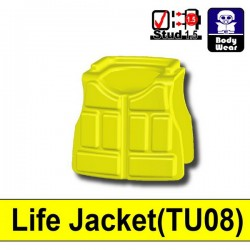 Si-Dan Toys - Life Jacket (Yellow)