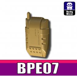 Si-Dan Toys - BPE07 Backpack (Dark Tan)