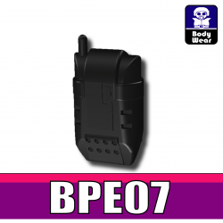 Si-Dan Toys - BPE07 Backpack (Black)