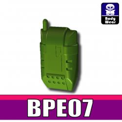 Si-Dan Toys - Sac à dos BPE07 (Vert Militaire)
