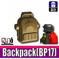 Si-Dan Toys - BP17 Backpack (Dark Tan)