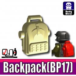 Si-Dan Toys - BP17 Backpack (Tan)