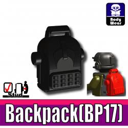 Si-Dan Toys - BP17 Backpack (Black)
