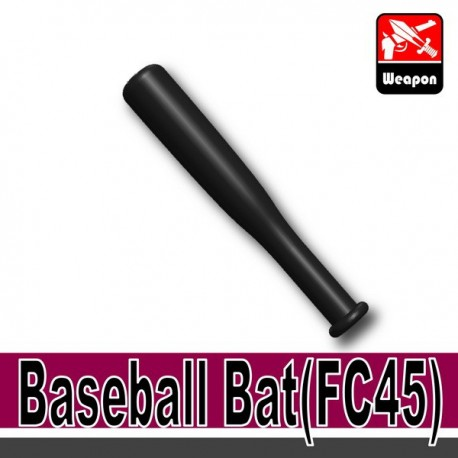 Si-Dan Toys - Batte de Baseball (Noir)