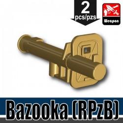 Si-Dan Toys - Bazooka (Dark Tan)