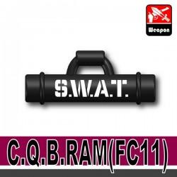 Si-Dan Toys -Door Opening Ram SWAT (Black)