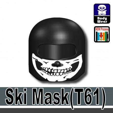 Si-Dan Toys - Ski Mask Skull T61 (Black)