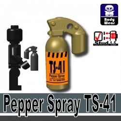 Si-Dan Toys -Pepper Spray TS-41 (Dark Tan)