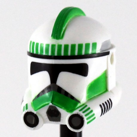 Clone Army Customs - Casque Phase 2 Shock Vert