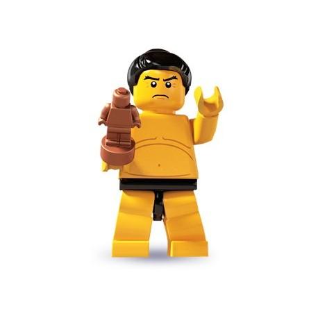 un lutteur de sumo