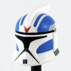 Clone Army Customs - Casque Phase 1 Blue Rocket