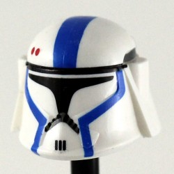 Clone Army Customs - Casque Phase 1 Heavy Blue Assault