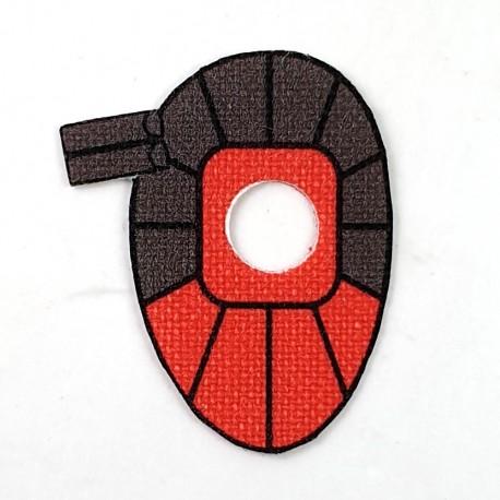 Clone Army Customs - Shoulder Cloth CW ARC Rouge