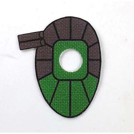 Clone Army Customs - Shoulder Cloth CW ARC Green