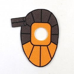 Clone Army Customs - Shoulder Cloth CW ARC Orange