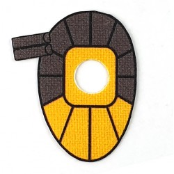 Clone Army Customs - Shoulder Cloth CW ARC Jaune