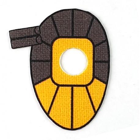 Clone Army Customs - Shoulder Cloth CW ARC Yellow