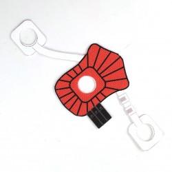 Clone Army Customs - Shoulder Cloth ARC Armor Red