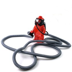 Si-Dan Toys - Mask TS-MA56 +Breathing Kit +Nozzle & Hose