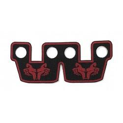 Clone Army Customs- Waistcape Dark Red Wolf