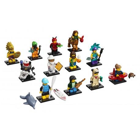 LEGO® Série 21 - 12 Minifigures - 71029