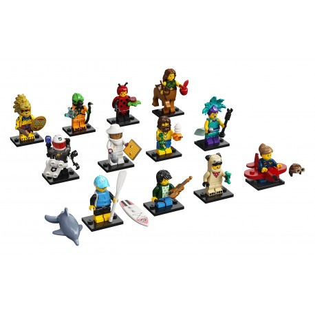LEGO® Series 21 - 12 Minifigures - 71029