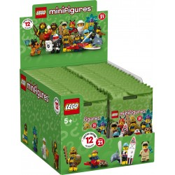 LEGO® Series 20 - box of 60 minifigures - 71027