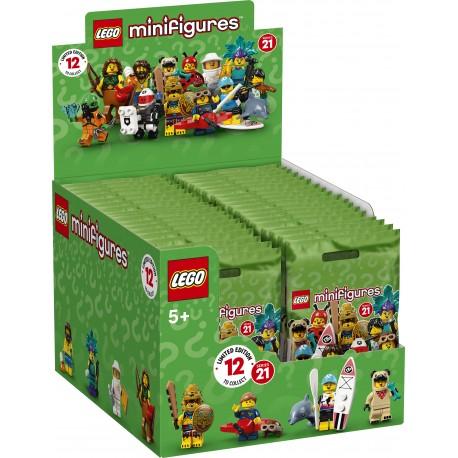 LEGO® Series 20 - box of 60 minifigures - 71027