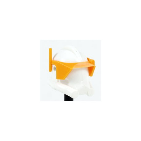 Clone Army Customs - Detail Sun Visor (Orange)