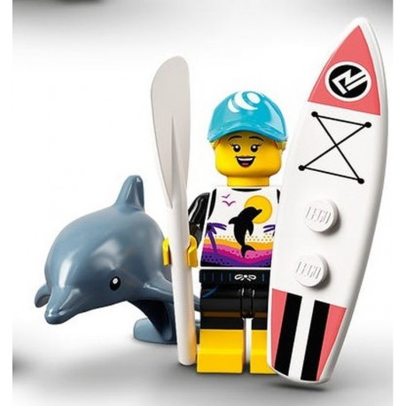 LEGO® Series 21 - Paddle Surfer - 71029