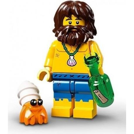 LEGO® Série 21 - le survivant du naufrage - 71029