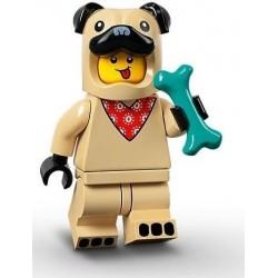 LEGO® Série 21 - le type en costume de carlin - 71029