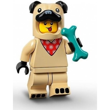 LEGO® Series 21 - Pug Costume Guy - 71029