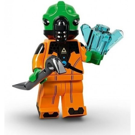 LEGO® Série 21 - l'extraterrestre - 71029