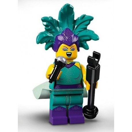 LEGO® Série 21 - l'artiste de cabaret - 71029