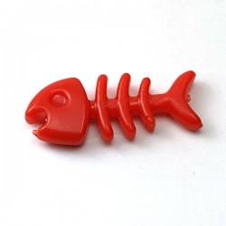 Si-Dan Toys - Fishbone (Red)