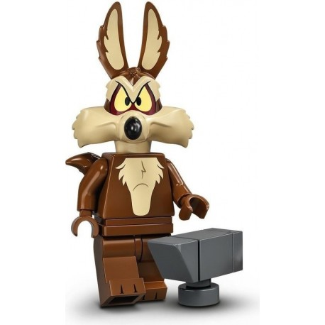 LEGO® Minifig Looney Tunes Series - Wile E. Coyote - 71030