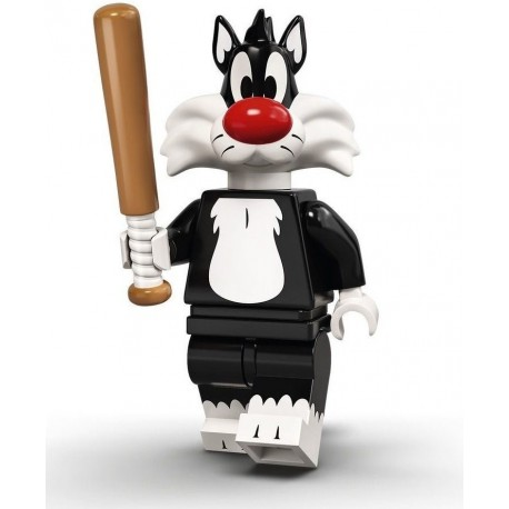 LEGO® Minifig Looney Tunes Series - Sylvester the Cat - 71030