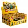 LEGO® 71001 - Boite complète de 60 sachets - Série 10 Minifigures