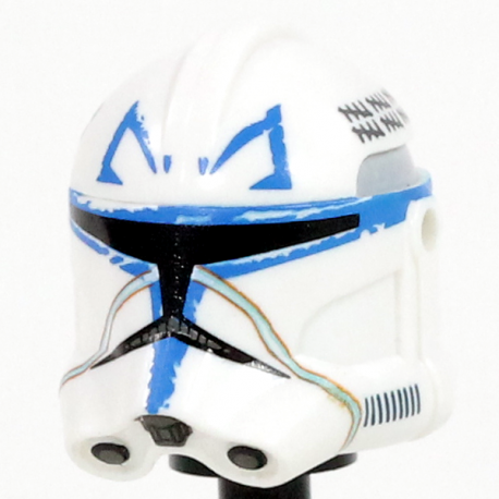 Clone Army Customs - RP2 Rex Damaged Helmet