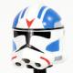 Clone Army Customs - RP2 Blue Rocket Helmet