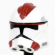 Clone Army Customs - Casque RP2 91st Rocket (Anaxes)