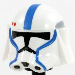 Clone Army Customs - Casque Realistic Heavy Blue Assault