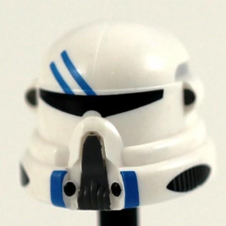 Clone Army Customs - Airborne Blue Helmet