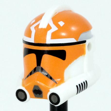Clone Army Customs - Phase 2 332nd Trooper Orange Helmet