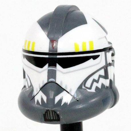 Clone Army Customs - Realistic Recon Wolffe Dark Gray Helmet
