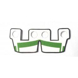 Clone Army Customs - Waistcape White w Green ARC