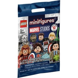 LEGO® Minifig Marvel Studios Series - Winter Soldier - 71031